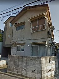 東京都板橋区徳丸2丁目の賃貸アパートの外観