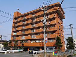 レジデンス中央[2階]の外観