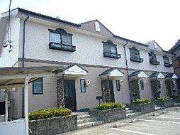 愛知県一宮市奥町字野方の賃貸アパートの外観