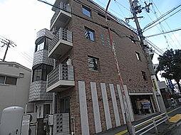 兵庫県姫路市山野井町の賃貸マンションの外観
