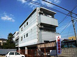 六軒町サンハイツ[2階]の外観
