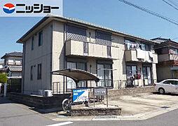 ビブレ東野[2階]の外観