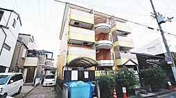 大阪府堺市堺区五月町の賃貸マンションの外観