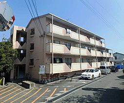 大阪府枚方市南中振の賃貸マンションの外観