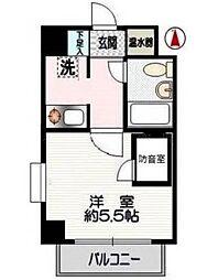 クリオ鶴ヶ峰壱番館[3階]の間取り