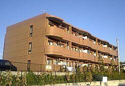 茨城県日立市田尻町5丁目の賃貸マンションの外観