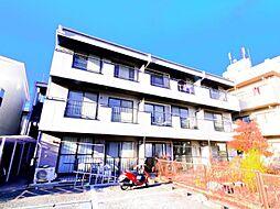 古宮コーポ[3階]の外観