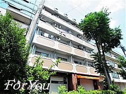 兵庫県神戸市灘区永手町3丁目の賃貸マンションの外観