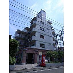熊本県熊本市中央区保田窪1丁目の賃貸マンションの外観