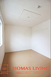 ブランミュール水巻 C棟[2階]の外観