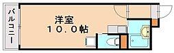アバンダント84[5階]の間取り