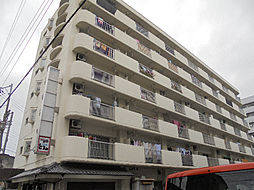 愛媛県松山市萱町6丁目の賃貸マンションの外観