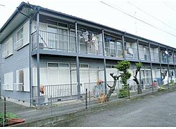 神奈川県横浜市緑区中山町の賃貸マンションの外観