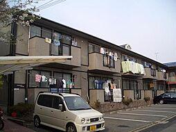 京都府京都市上京区七番町の賃貸アパートの外観