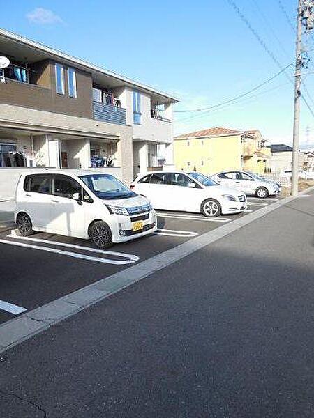 愛知県一宮市伝法寺10丁目の賃貸アパートの外観