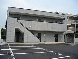 サンハイム永新B棟 2階[202号室]の外観