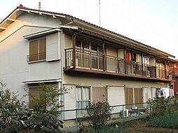 神奈川県川崎市宮前区平1丁目の賃貸アパートの外観