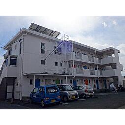 静岡県浜松市浜北区内野の賃貸マンションの外観