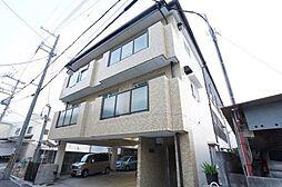 兵庫県宝塚市高松町の賃貸マンションの外観
