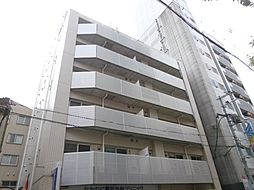 大阪府大阪市天王寺区堂ケ芝1丁目の賃貸マンションの外観
