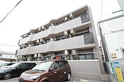 愛知県名古屋市天白区元八事3丁目の賃貸マンションの外観