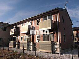 ルミナス B[1階]の外観