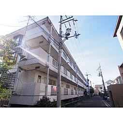 芥川マンション[1階]の外観