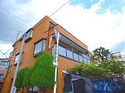 冨澤マンション[1階]の外観