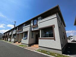 JR成田線 成田駅 バス25分 太産工業前下車 徒歩10分の賃貸アパート