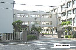 飾磨中部中学校 1440m