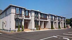 山口県下関市彦島西山町2丁目の賃貸アパートの外観