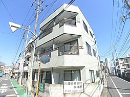 ハイツアキラ[1階]の外観