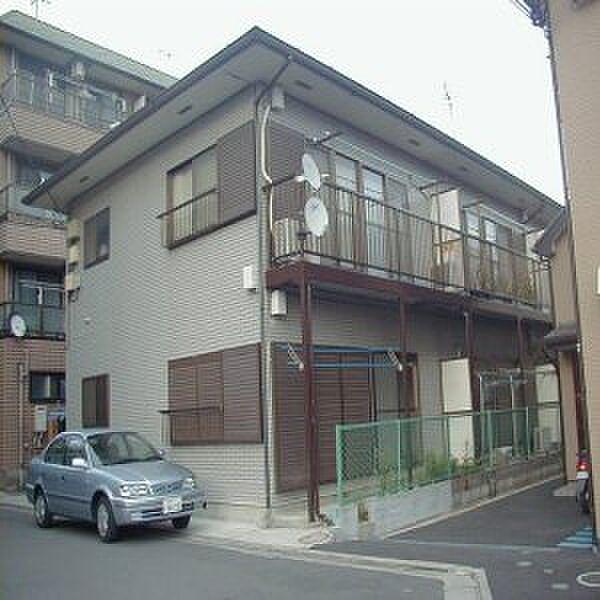 松村ハイツ(分梅町)[202号室]の外観