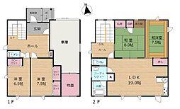 栄町駅 2,900万円