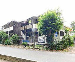京都府京都市山科区日ノ岡坂脇町の賃貸アパートの外観