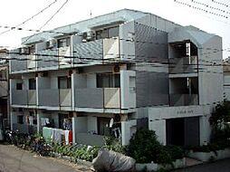 神奈川県川崎市高津区下作延の賃貸マンションの外観
