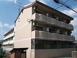 京都府京都市伏見区深草佐野屋敷町の賃貸マンションの外観
