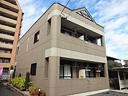 愛知県岩倉市西市町西市の賃貸マンションの外観