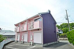 タウニィ新在家C棟[2階]の外観