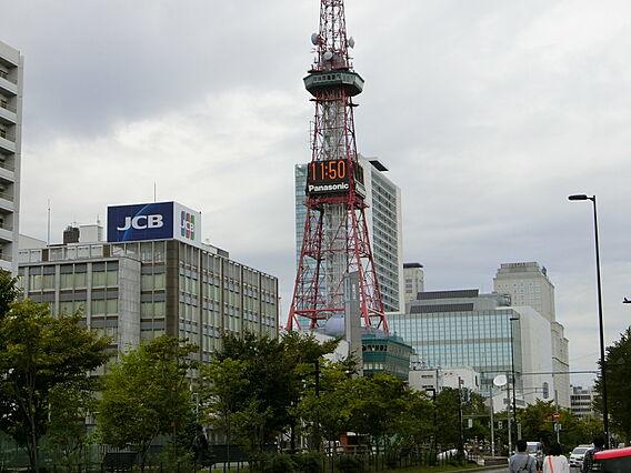 テレビ塔 63...