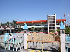 幼稚園田柄幼稚園まで586m