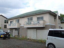 神奈川県横浜市都筑区茅ケ崎南5丁目の賃貸アパートの外観