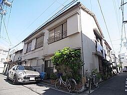 福田荘[2号室]の外観