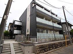 千葉県我孫子市天王台4丁目の賃貸アパートの外観