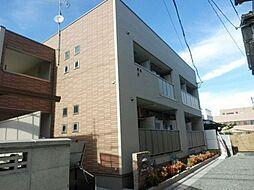 大阪府堺市西区鳳東町4丁の賃貸アパートの外観