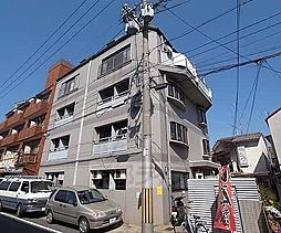京都府京都市西京区桂野里町の賃貸マンションの外観