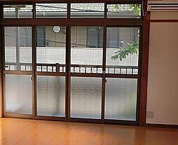 東京都三鷹市深大寺2丁目の賃貸アパートの外観