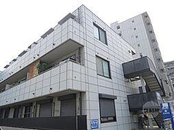 アジサイマンション[3階]の外観