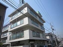 阪急神戸線 岡本駅 4階建[402号室]の外観
