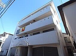大阪府四條畷市江瀬美町の賃貸マンションの外観